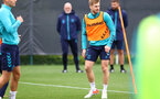SOUTHAMPTON, ENGLAND - SEPTEMBER 30: Stuart Armstrong during a Southampton FC training session at the Staplewood Campus on September 30, 2021 in Southampton, England. (Photo by Matt Watson/Southampton FC via Getty Images)