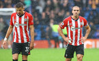 LONDON, ENGLAND - OCTOBER 02: Jan Bednarek(L) and Oriol Romeu of Southampton during the Premier League match between Chelsea and Southampton at Stamford Bridge on October 02, 2021 in London, England. (Photo by Matt Watson/Southampton FC via Getty Images)