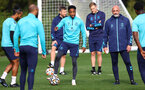 SOUTHAMPTON, ENGLAND - OCTOBER 13: Kyle Walker-Peters during a Southampton FC training session at the Staplewood Campus on October 13, 2021 in Southampton, England. (Photo by Matt Watson/Southampton FC via Getty Images)